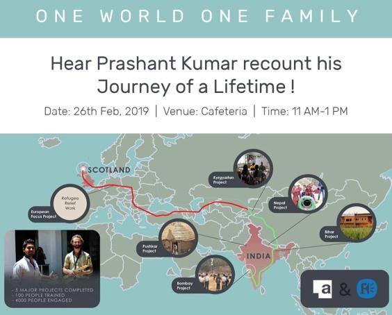 Prashant Kumar Talk